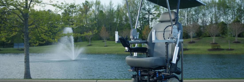 gupta solar wheelchair