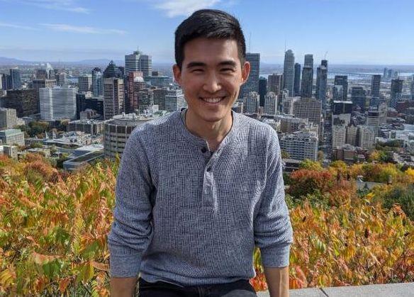 Hanbin Cho in Montreal