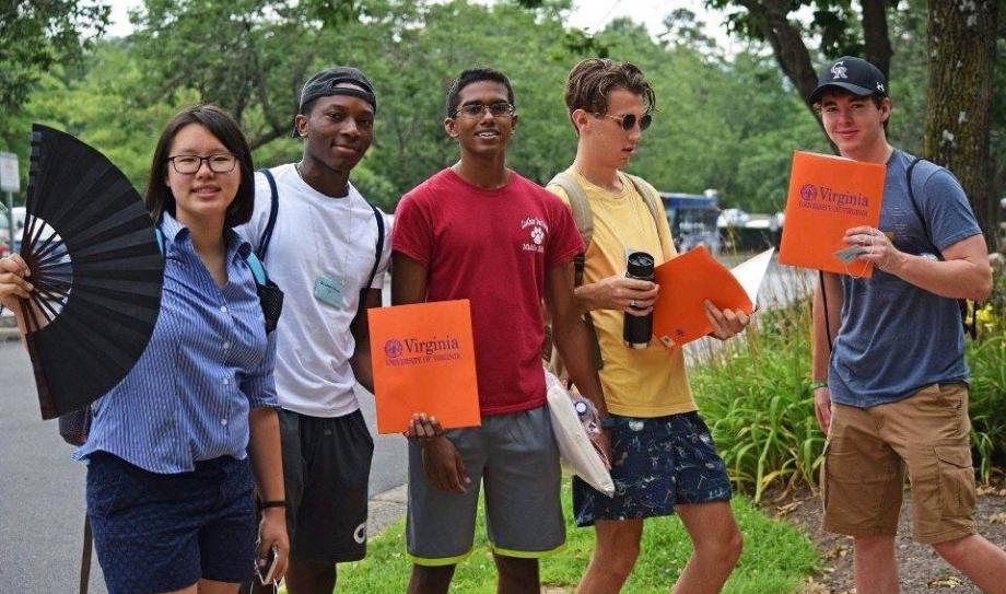 bridge program students