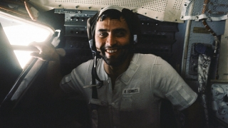 Apollo 17 astronaut Harrison H.