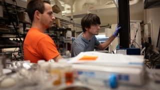 UVA Engineering graduate student calibrates 3-D printer sensors