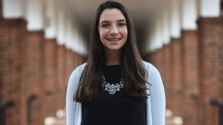 Biomedical Engineering Student Allison Horenberg