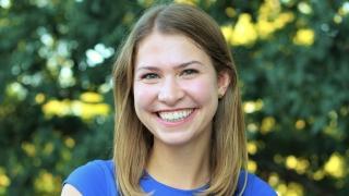 UVA Engineering Student Anna L. Cerf