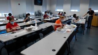 UVA Engineering, Biomedical Engineering, Volunteer, COVID-19