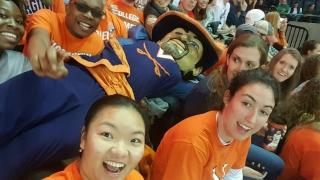 BME at Basketball