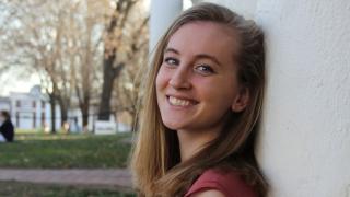 Catherine Barton, B.S. chemical engineering, 2021