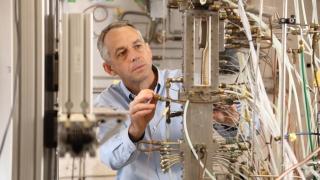 Christopher P. Goyne, UVA Engineering, Aerospace Research Lab