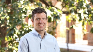 Andres Clarens, professor in engineering systems and environment