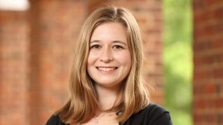 UVA Biomedical Engineering Student Rebecca Della Croce