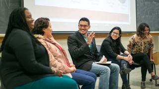 International panel at Women Entrepreneur Week event