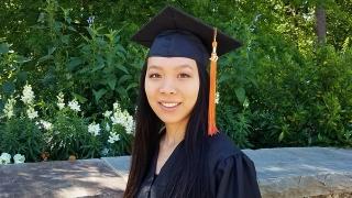 UVA Engineering Student Emily Chen