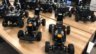 One-tenth scale autonomous vehicles