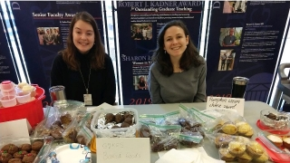 GBMES Bake Sale fundraiser for a local charity