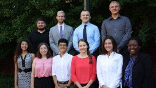 Systems Bioengineering REU Class of 2017