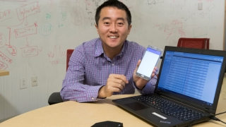 Computer science associate professor Hongning Wang