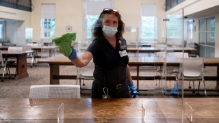 uvA Engineering, Covid 19, move in day, facilities management