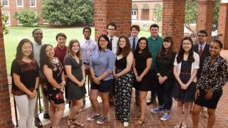 UVA Clark Scholars, Class of 2022