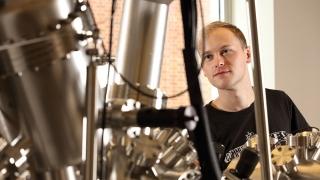 Keithen Orson in Reinke Lab