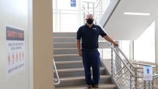 UVA, Facilities Management, Covid 19