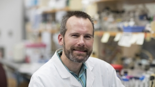 Kevin Janes, UVA Researcher in Cancer Systems Biology