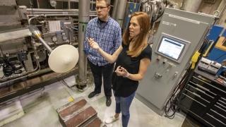UVA Engineering Alum, hypersonic, wind tunnel, NASA