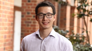 Liheng Cai holds joint appointments in UVA Engineering's departments of Materials Science and Engineering and Chemical Engineering, with a courtesy appointment in the Department of Biomedical Engineering.