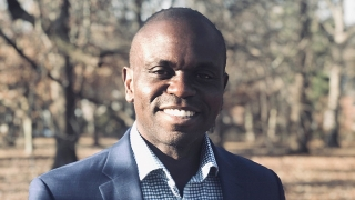 Paul Mensah portrait