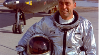 North American X-15A, hypersonic, Pete Knight