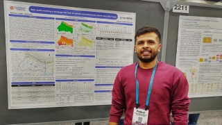 Prakrut Kansara used satellite data and open source software to show that the GERD was filling in 2020.