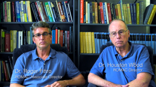 DRs. Roger Fittro and Houston Wood speaking about ROMAC