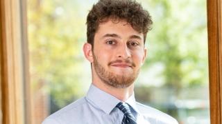 UVA Engineering Student Rob Schwartz