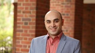 Majid Shafiee-Jood portrait
