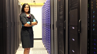 Research computing system engineer Michele Co