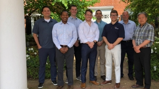 Veterans in the Accelerated Master's Program