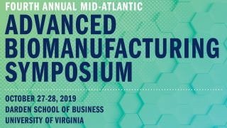 Fourth Annual Mid-Atlantic Advanced Biomanufacturing Symposium