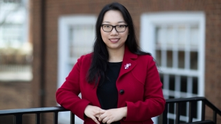 Lu Feng, a UVA Engineering assistant professor with joint appointments in the Department of Computer Science and Department of Engineering Systems and Environment, and a member of UVA Engineering's Link Lab for cyber-physical systems, earned a CAREER Award from the National Science Foundation.