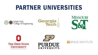 Hypersonics Partner University Logos