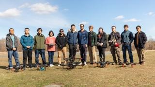 Team VICTOR (VIrginia Cooperative of auTOnomous Robots)