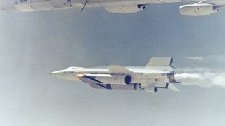 North American X-15A, hypersonic