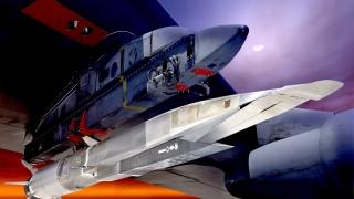 X-51A Waverider, hypersonic, scramjet, UVA Engineering, UVA Aerospace Research Lab