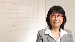 Portrait of Dr. Aidong Zhang
