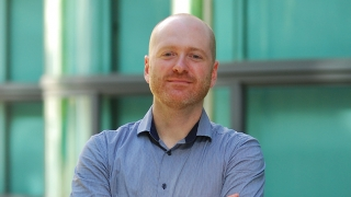 Eli Zunder, assistant professor in the Department of Biomedical Engineering