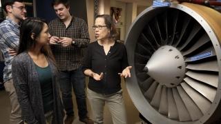 UVA Engineering Professor Elizabeth J. Opila