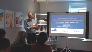 Jon Goodall at Center for Civic Innovation