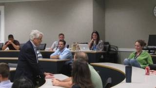 Prof. Alec Horniman, UVA Accelerated Master's Program in Systems Engineering
