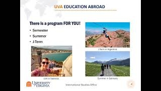 Engineering Study Abroad Presentation 2020