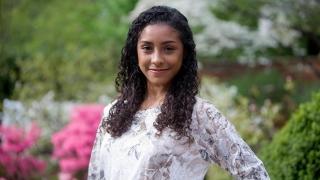 Frances Morales. Class of 2018