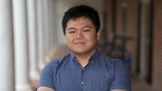 UVA Engineering Student Jonathan Zheng