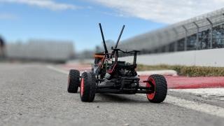 Autonomous racecar