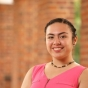 Nazirah Farach Rojo, Clark Scholar and second-year student